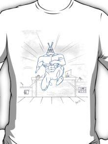 Big Blue Justice T-Shirt