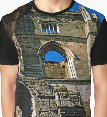 Fountains Abbey 4 Graphic T-Shirt