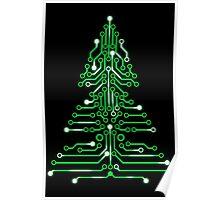 Christmas Circuitree Poster