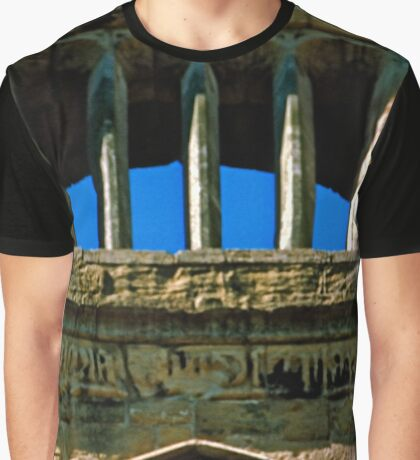 Fountains Abbey 5 Graphic T-Shirt