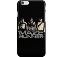 The Maze Runner iPhone Case/Skin