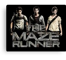 The Maze Runner Canvas Print