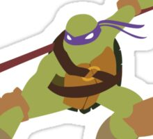 Donatello Sticker - Nickelodeon's TMNT Sticker
