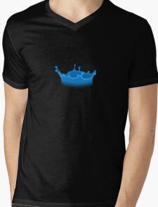 Splish Mens V-Neck T-Shirt