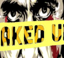 SCARFACE (CAKED UP) Sticker