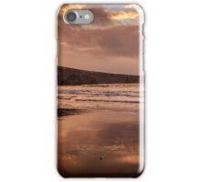 Harbour Sunrise - Seaham, Durham iPhone Case/Skin