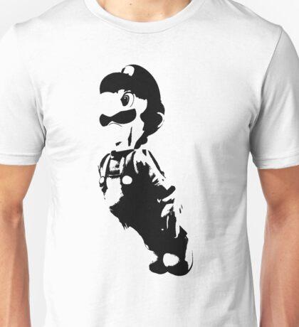 Weathered Luigi Unisex T-Shirt