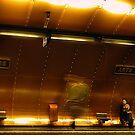 Paris Underground by Mark Hayward
