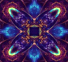 Fractal Psyche by Manafold