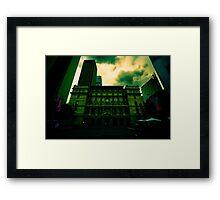 Lomography Film Reel #2 Framed Print