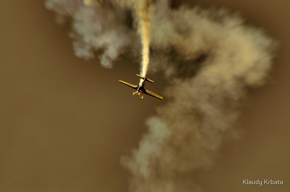 plane II by Klaudy Krbata