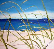 Sand-dunes  by gillsart