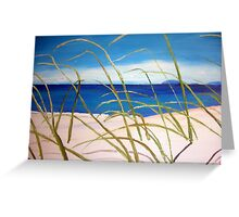 Sand-dunes  Greeting Card