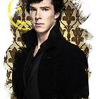 Sherlock - Benedict Cumberbatch by Willbrooks