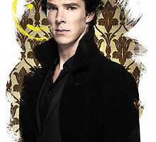 Sherlock - Benedict Cumberbatch by Character Cards