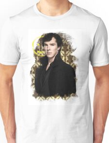 Sherlock - Benedict Cumberbatch Unisex T-Shirt