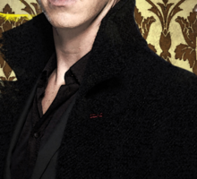 Sherlock - Benedict Cumberbatch Sticker
