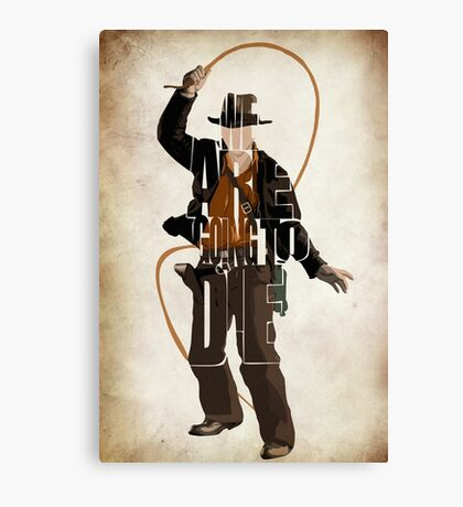 Indy Vol 2 Canvas Print