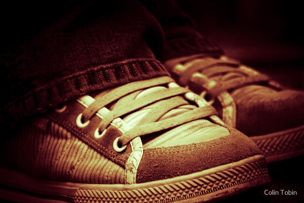 Walk a Mile by Colin Tobin