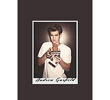 Andrew Garfield Photographic Print