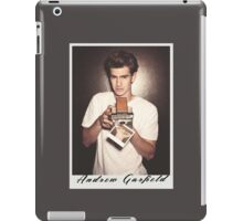 Andrew Garfield iPad Case/Skin