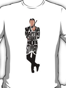 James Bond T-Shirt