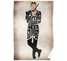 James Bond Poster