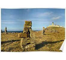 Neist Point Lighthouse Poster