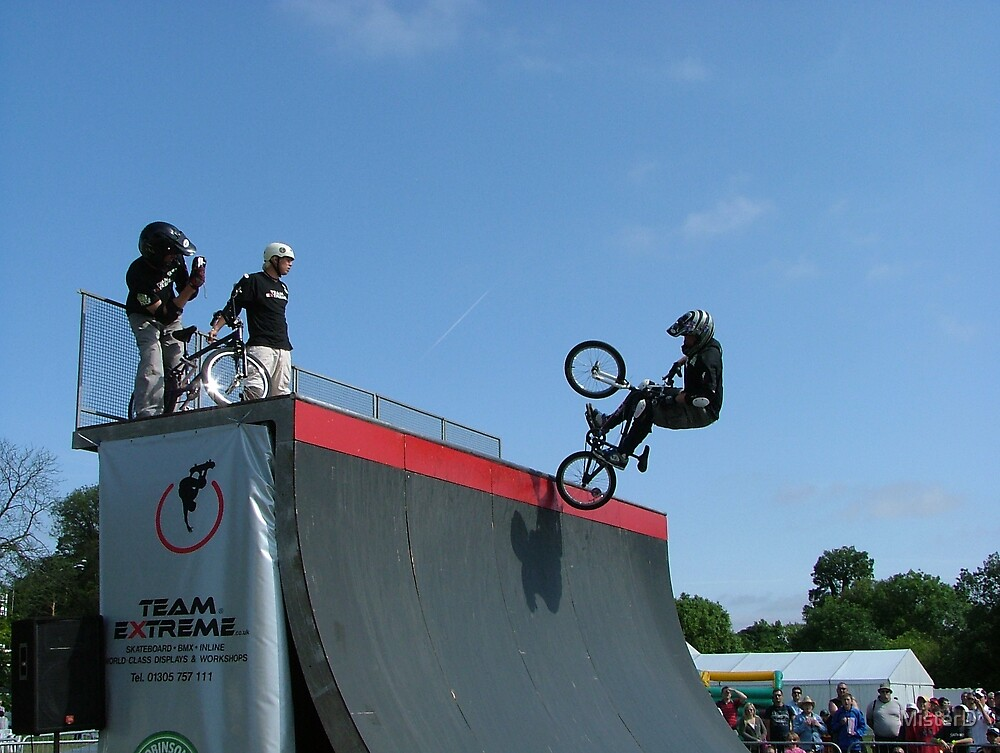 BMXers by MisterD