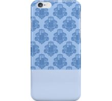 doctor who - tardis pattern iPhone Case/Skin