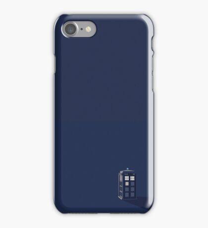 doctor who - tardis iPhone Case/Skin