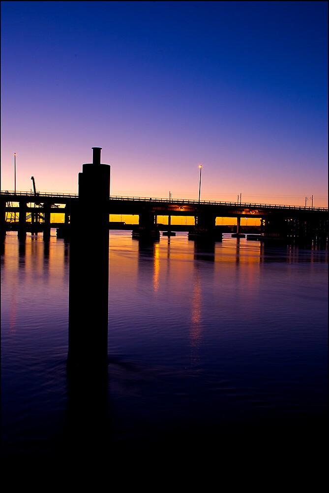 Fremantle Sunset by Damiend