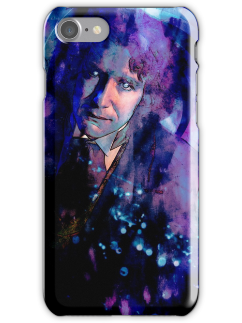 The Eighth Doctor  by David Atkinson