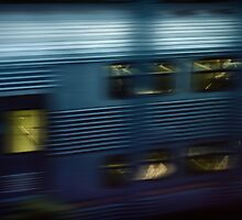 Night Train by Clayton Haynes