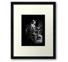 Chris Evans Framed Print