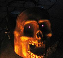 head of a dead man by ashleymaiwoo