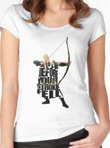 Legolas Women's Fitted Scoop T-Shirt