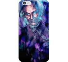 The First Doctor iPhone Case/Skin