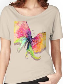 WunderFly Women's Relaxed Fit T-Shirt