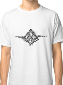 Sunsisters (air, fire, earth, water) Classic T-Shirt