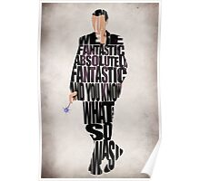 Ninth Doctor Poster