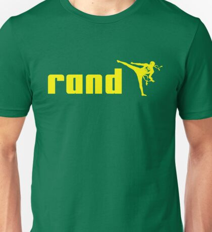The Rand Brand Unisex T-Shirt