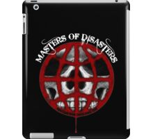 Masters of Disasters iPad Case/Skin