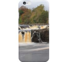 Low Force Waterfall iPhone Case/Skin