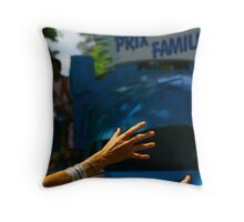 Gimmi Throw Pillow