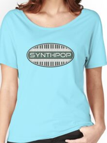 Synthpop VGL Oval Women's Relaxed Fit T-Shirt