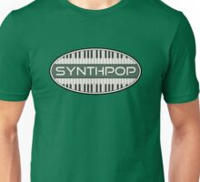 Synthpop VGL Oval Unisex T-Shirt