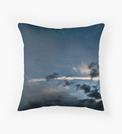 Sky Panorama Throw Pillow