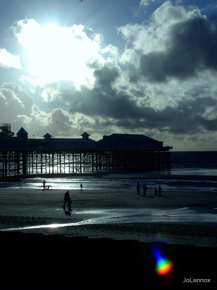 Moody Pier 1 by JoLennox