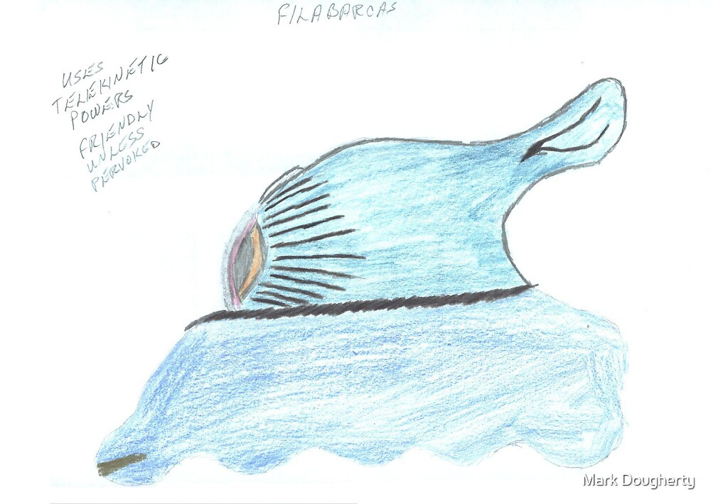 a filabarcus by Mark Dougherty